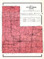 Otter Creek Township, Ripley and Franklin Counties 1921